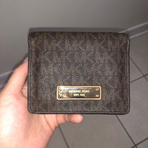 Michael Kors Small Folding Wallet